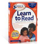 顺丰发货 Hooked on Phonics Learn to Read - Level 2 迷上自然发音法 学习阅读