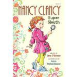 【预订】Fancy Nancy: Nancy Clancy, Super Sleuth