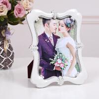 创意欧式相框摆台6寸7寸10寸婚纱影楼相架照片框写真相片节日礼物