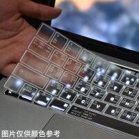笔记本MacBook电脑键盘保护贴膜Pro13.3英寸Mac罩Air13防尘12通用垫套字母快捷键按