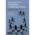 【预订】Managing in the Modern Corporation: The Intensification