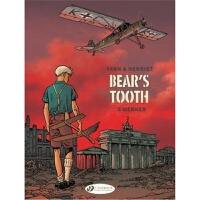 预订Bear's Tooth Vol. 3:Werner