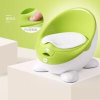 加大号儿童坐便器靠背马桶男女宝宝便盆小孩PU软垫婴幼儿便盆尿盆