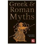 Greek & Roman Myths 希腊及罗马神话 英文原版文学小说