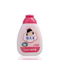 郁美净儿童鲜奶沐浴液 200g草莓香型
