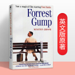 Forrest Gump 阿甘正传 英文原版小说 电影原著
