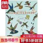 The Family of Hummingbirds 蜂鸟家族:约翰・古尔德绘画全集