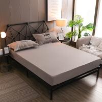 床笠单件席梦思床罩保护套防尘罩防滑床套1.5m/1.8米棕垫床笠套