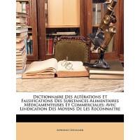 【预订】Dictionnaire Des Alterations Et Falsifications Des Subs