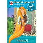 Ladybird:Rapunzel(Read It Yourself-Level 3) 小瓢虫分级读物:《莴苣姑娘》(阅读级别:3)ISBN 9781409303749