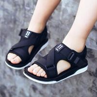 2019夏季新款韩版男童凉鞋学生小孩童鞋男孩中大童儿童沙滩鞋潮