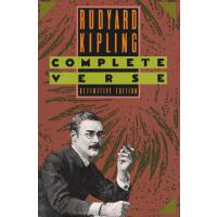 【预订】Rudyard Kipling Complete Verse
