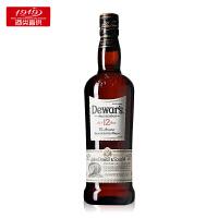 【1919酒类直供】英国进口帝王12年调配苏格兰威士忌 700ml 洋酒