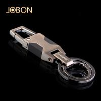 汽车钥匙扣男士钥匙链挂件腰挂金属钥匙圈情侣创意礼品