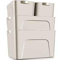 收纳箱 储物箱整理箱储物箱大收纳箱大号收纳箱 抽屉 收纳箱 塑料