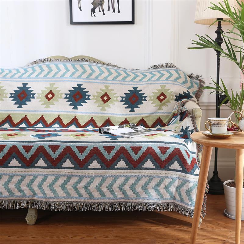 北欧沙发巾美式乡村沙发毯垫罩组合沙发盖巾地毯盖布桌布挂毯定制   定制商品(定金)下单前请咨询客服,定制商品以咨询客服为准。否则本店有权不发货。