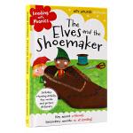 精灵与鞋匠 童话学语音Reading with Phonics The Elves and the Shoemaker