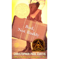Bud, Not Buddy 我叫巴德・不叫巴弟(纽伯瑞金奖) ISBN 9780553494105