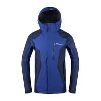【年终特惠价:299】探路者冲锋衣 秋冬户外男式套绒冲锋衣KAWF91381