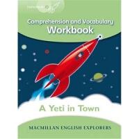 预订Explorers 3: A Yeti in Town Workbook