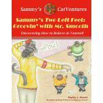 【预订】Sammy's Two Left Feet: Groovin' with Mr. Smooth: Discov
