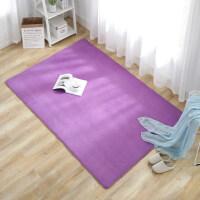 简约现代绒毛毯卧室满铺可爱客厅茶几垫沙发榻榻米床边地毯可定制G定制