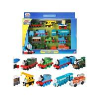 托马斯合金小火车10辆珍藏礼盒装可搭配合金轨道儿童玩具男孩男孩儿童宝宝玩具