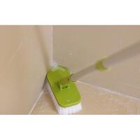 FaSoLa 家用浴室地板刷 长柄清洁刷卫生间地刷浴缸刷瓷砖刷地板刷