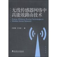 [二手9成新]无线传感器网络中高能效路由技术 汪祥莉,王文波 9787562944720 武汉理工大学出版社