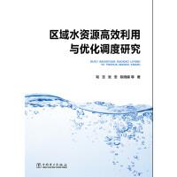 区域水资源高效利用与优化调度研究