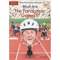 What Are the Paralympic Games? 什么是残运会 英文原版 What was/are 系列儿童