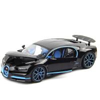 布加迪车模1:18 Chiron赤龙 车模型 仿真 合金 原厂汽车模型