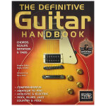 The Definitive Guitar Handbook 权威吉他手册2017版
