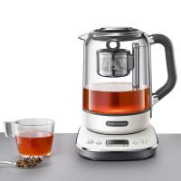 摩飞(Morphyrichards)养生壶家用多功能燕窝壶养身茶壶 全自动升降煮茶器MR6088椰奶白