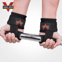 助力带健身硬拉带护腕绷带引体向上借力带运动护具男牛皮握力带