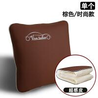 车内抱枕被子两用车载车上用品多功能空调被车用一对汽车靠垫
