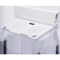 笔记本电脑之支架托架宿舍桌面增高散热架桌上支撑架子手提可调节折叠升降垫高底座便携式macbook苹果