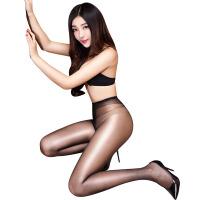 【保密发货】霏慕 情趣内衣服套装女 性感T裆开裆油光连裤袜丝袜 情趣成人性用品