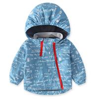 秋冬装宝宝摇粒绒外套男童冲锋衣儿童上衣抓绒保暖中小童