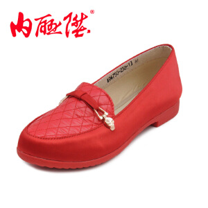内联升女鞋布鞋时尚休闲布鞋 春秋 老北京布鞋 6750C