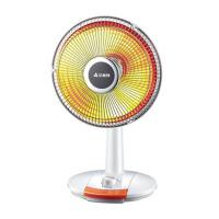 艾美特取暖器 HF819-W小太阳台式电暖器 便捷快速升温快节能家用宿舍办公室大角度摆头取暖器