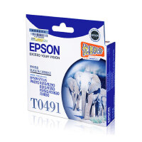 EPSON 爱普生T0491 0492墨盒 R210/R230/310/RX510/650/630