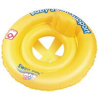 【当当自营】Bestway婴儿座圈儿童坐圈游泳圈水上充气玩具(安全的2气室结构、适合0-3岁儿童戏水使用)32027