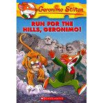 Run For the Hills, Geronimo!(Geronimo Stilton #47)老鼠记者47ISBN9780545331326