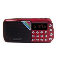 2018新款 亿米阳光插卡音响老人收音机音箱便携式随身听MP3播放器