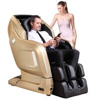 KASRROW/凯仕乐KSR-S89黑金 豪华按摩椅 全身按摩椅 多功能 家用 音乐功能 全包裹