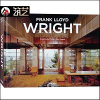 FRANK LLOYD WRIGHT 英德法3种文字 建筑大师赖特作品全集 建筑设计书籍