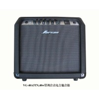 vorson 电箱吉他 音箱 电吉他音箱 音箱 40W 音箱 电吉他 扩音器 放大器 音箱自带调音表 VG-40A5T