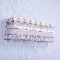 室内卧室空调罩挂机空调套挂式1.5匹格力海尔通用防尘罩家用 挂式1-1.5P松紧均码