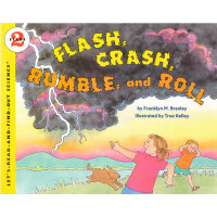 Flash, Crash, Rumble, and Roll (Let's Read and Find Out) 自然